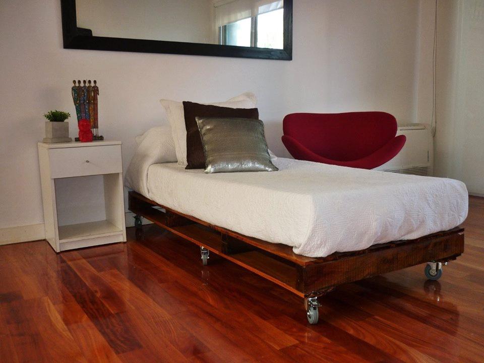 Muebles elaborados con estibas muebles con estibas Muebles hechos con estibas