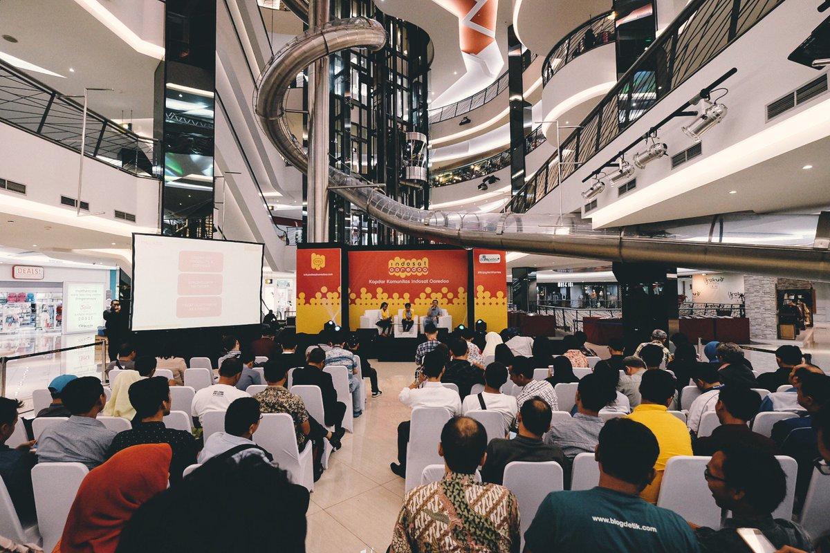 Peluncuran Indosat Ooredoo