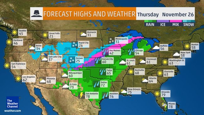 The Weather Channel On Twitter Snow Freezing Rain Rain Possible Across Parts Of U S As Storm Tracks East Your Travel Forecast On Atamhq