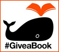 Use hashtag #GiveaBook before 12/25, & @penguinrandom will donate a book to Save the Children org. Spread the joy! https://t.co/rJ8k0rmoNv