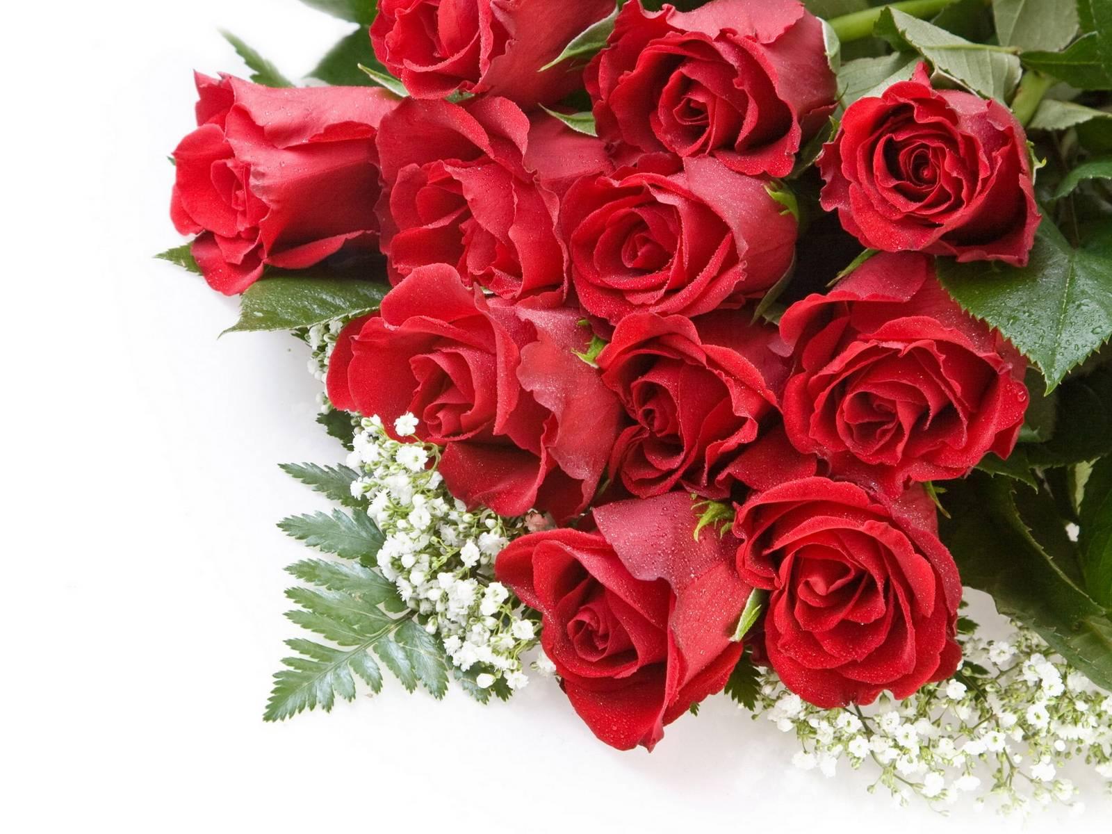 Открытки цветы девушки