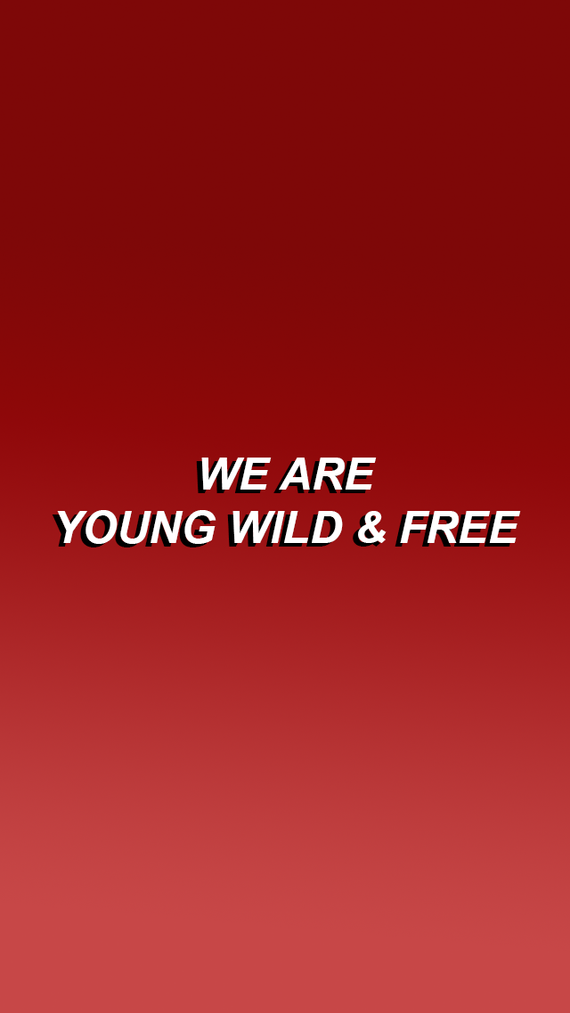 Kpop Wallpapers On Twitter Young Wild Free Bap