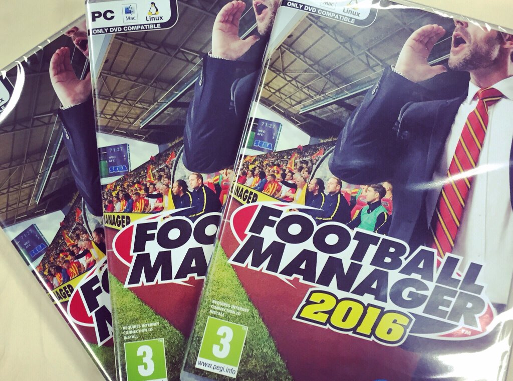 We're giving away five copies of Football Manager 2016! Retweet to enter. Good luck! #swfc https://t.co/MSdrXx3rE1