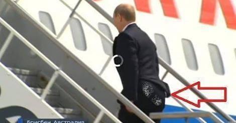 Если кто и виноват в том, что российский Су-24 был сбит, то это Путин, - The Telegraph - Цензор.НЕТ 923