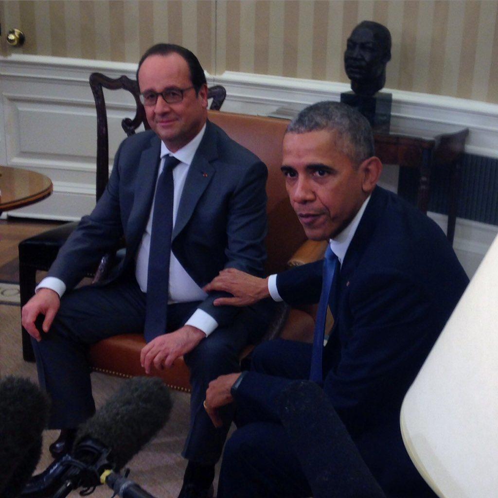 J r me cartillier on twitter obama hollande bureau for Bureau ovale