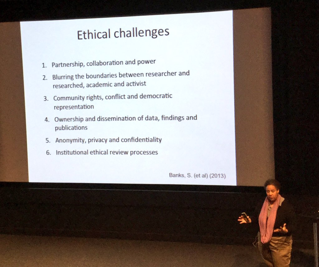 .@erinmaochu ethical challenges of community science #CitizenScience https://t.co/gV1MK3Oamt