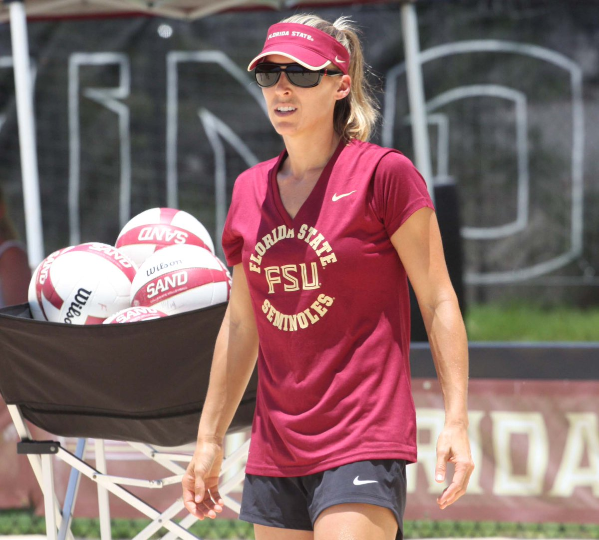 Fsu Beach Volleyball On Twitter Check Out Latest Seminole Sports Magazine Feature On Fsu Beachvb 1st Yr Coach Brooke Niles Https T Co A4j9q2vola Https T Co Rltflrrh89