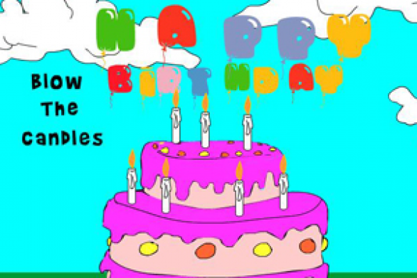 Денег, большие флеш открытки с днем рождения