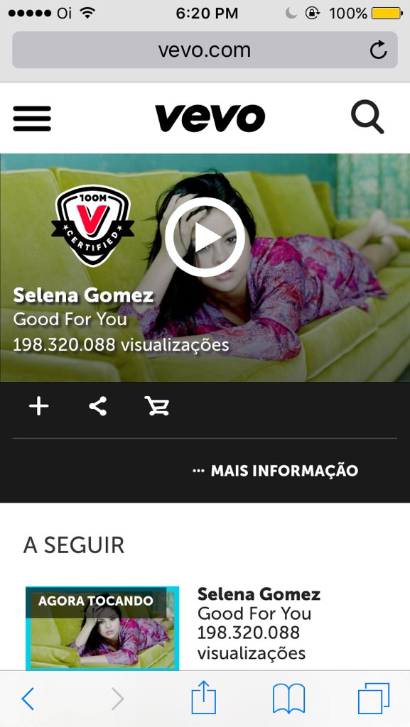 "Charts/Ventas » ""Good For You"" [#1GRE, #5USA, #7CR, #8SLO, #9CAN/ESP/NOR, #10AUS, #11FIN/DEN, #14FRA/NZ] - Página 8 CUm0z11W4AAF7DI"