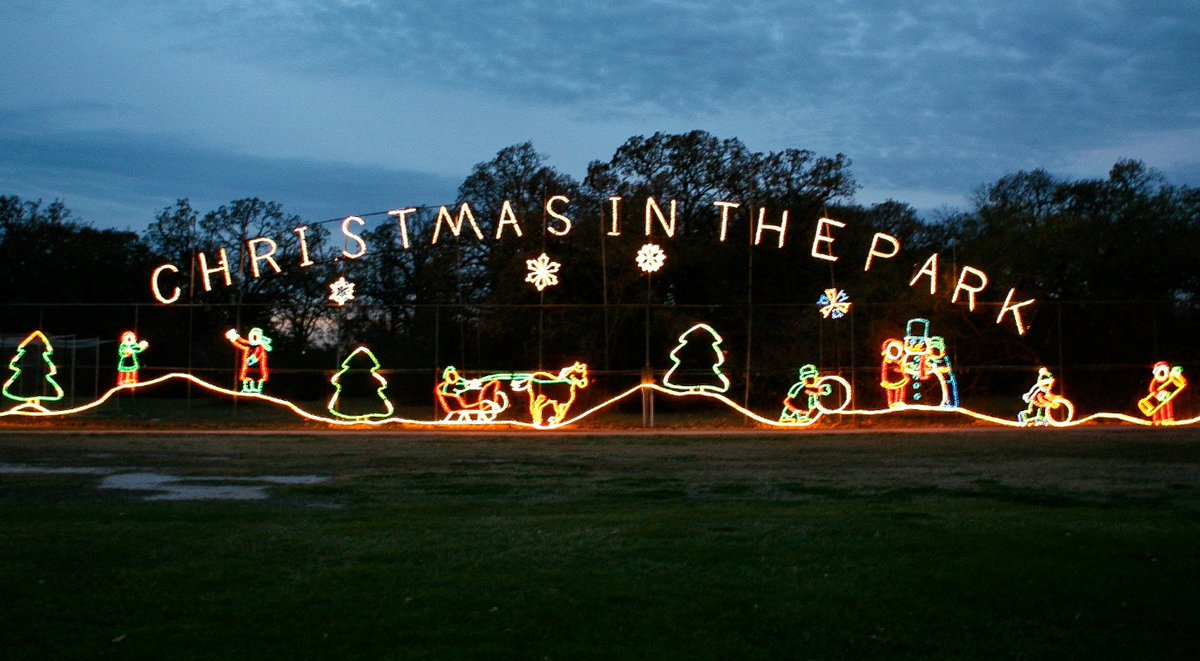 college station on twitter tis the season christmas lights will be on nov 26 jan 1 6 11p at stephen c beachy central park