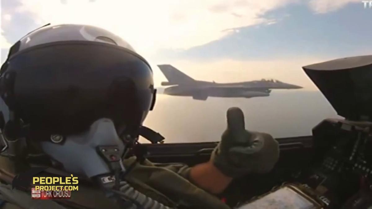 В НАТО заявили о нарушении российским Су-24 воздушного пространства Турции - Цензор.НЕТ 2764