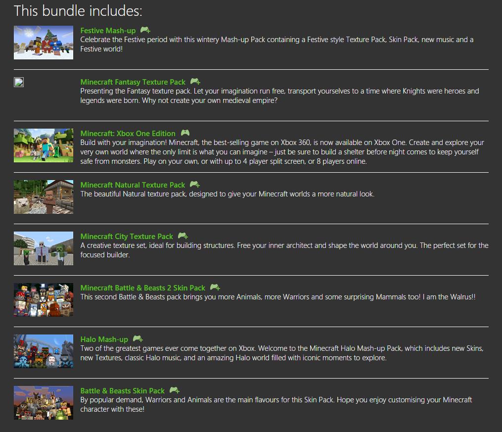 Minecraft XBOX News on Twitter: