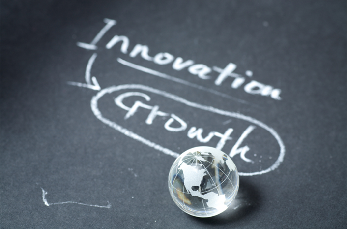 Innovation leads to growth... and changing the world #GHP15 https://t.co/V1DAkasOJJ