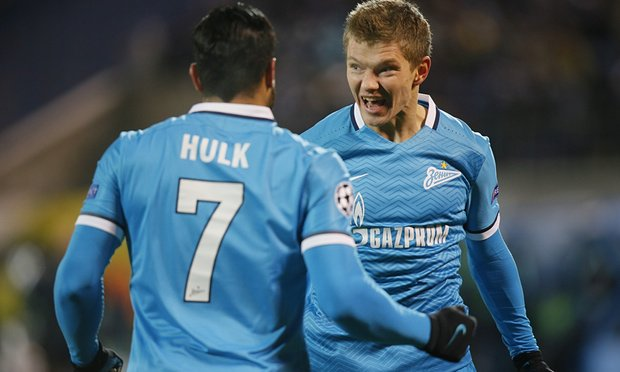 Video: Zenit vs Valencia