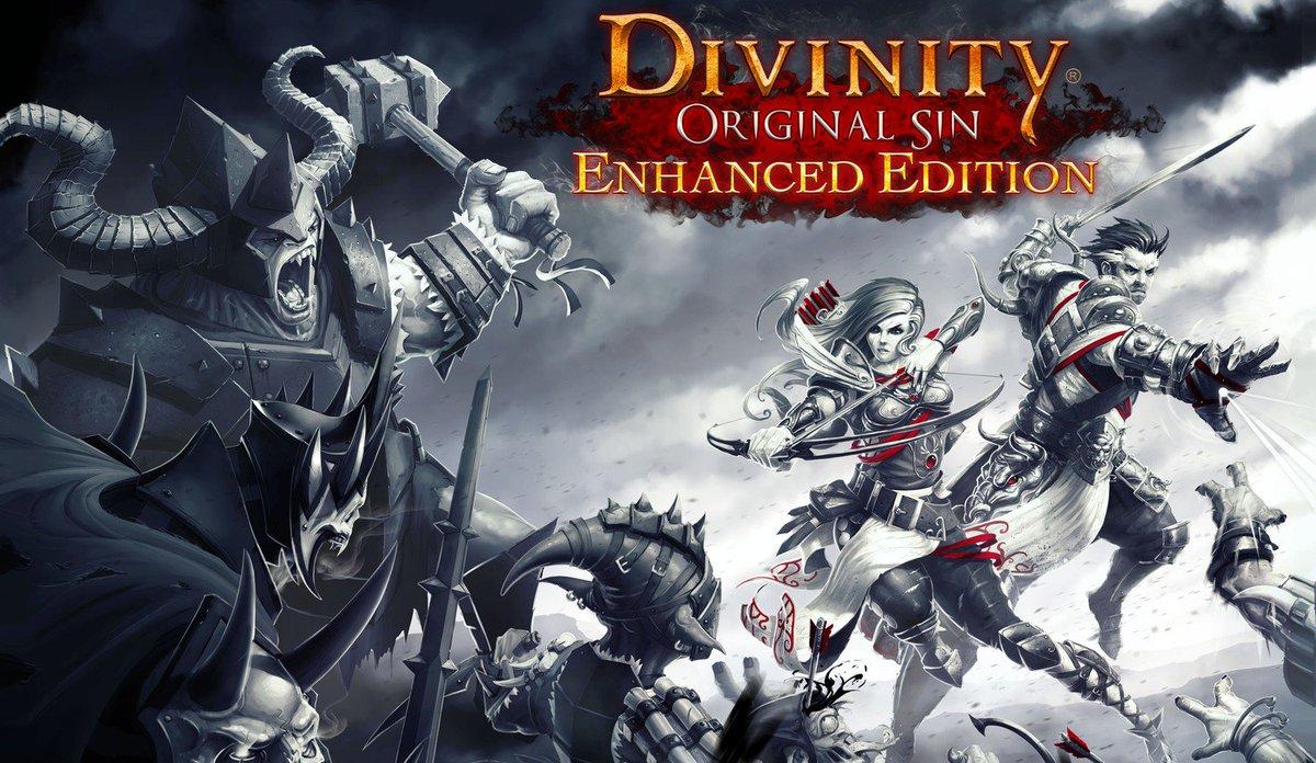 divinity original sin торрент rus