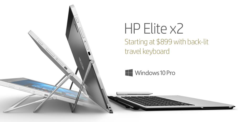 Power and style that goes beyond expectations: the HP Elite x2. Learn more: https://t.co/pMTzOU12Sk https://t.co/e61p3vvLFc