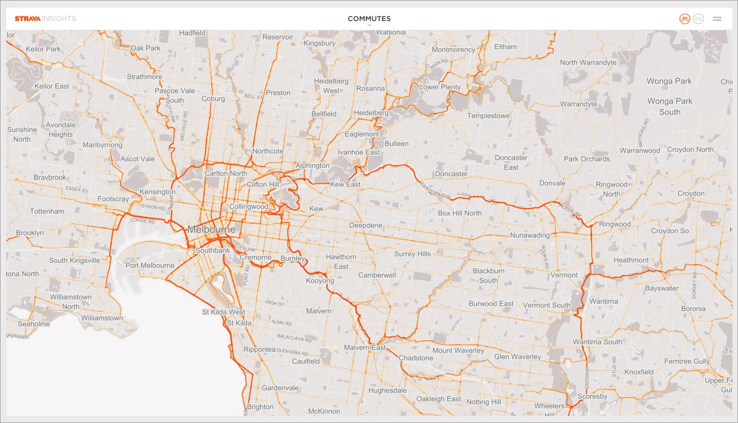 RT @Strava: Tuesday is currently the most popular day for bike commuting on #StravaInsights: https://t.co/kI0ZNEzUOt. https://t.co/MMbsiLRv…