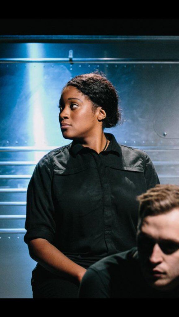 Inspirational for our audience to see @TheBRITSchool graduate @whatemmadidnext on stage in @TCLive's #RiseUp today! https://t.co/KM7i2O9dvv