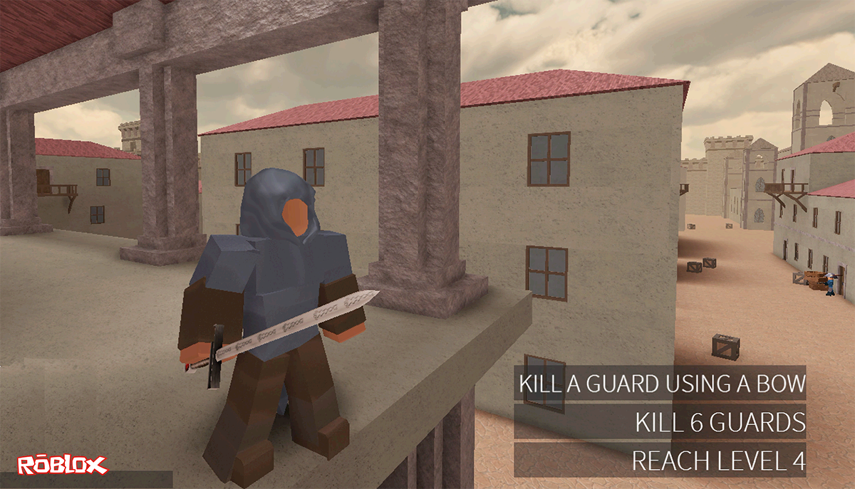 Roblox On Twitter Did You See Stealth The Assassins -