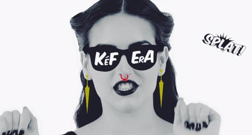 'Miga, sua louca, você pare de falar de mim': ouve a @Kefera! https://t.co/zaXFh0epDa #BANGno5incoMinutos https://t.co/cr4HwBMKA3