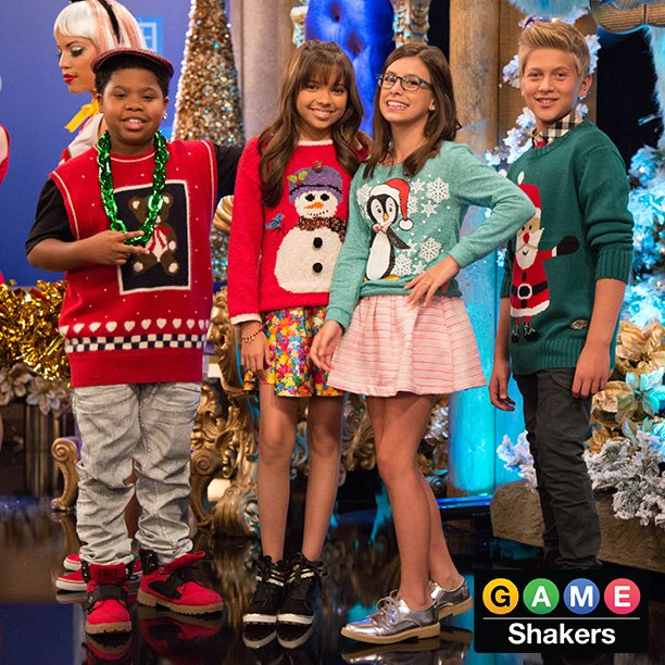 Game Shakers Fanpage JovonWolfe Twitter
