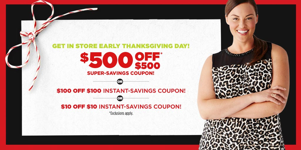 500 Off 500 Coupon Jcpenney