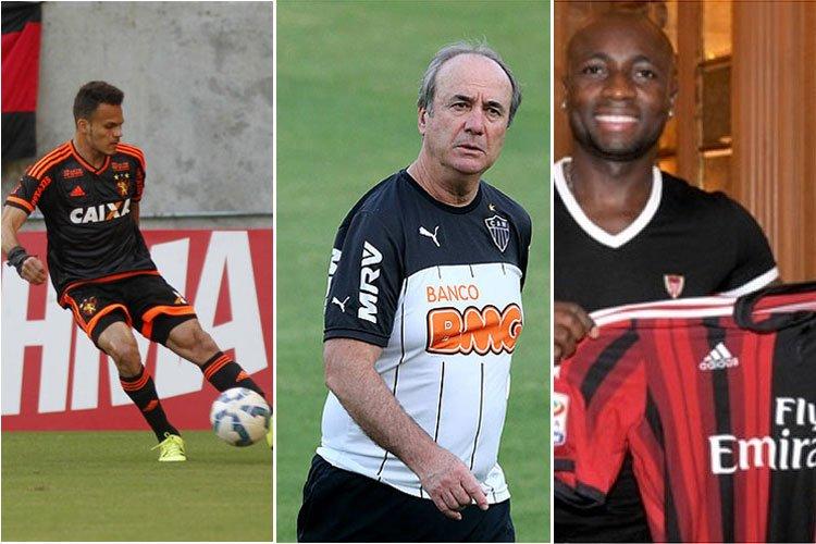 Confira as últimas notícias sobre transferências de jogadores e técnicos no  futebol https    a4803a7f5f768