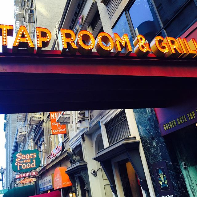 Golden Gate Tap Room on Twitter: \