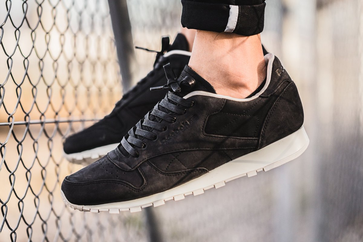 reputable site 6ccf5 00554 ... Reebok Classic Leather Lux PW (RustyBeige)  TITOLO on Twitter ...