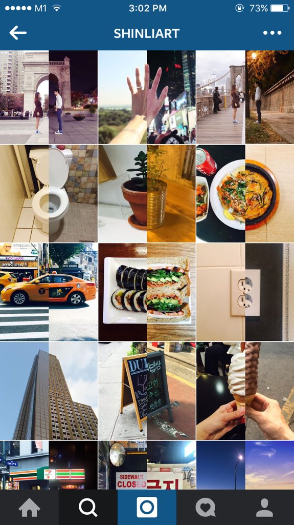This long distance relationship couple's Instagram feed is just WOW https://t.co/kSftRtnDQo