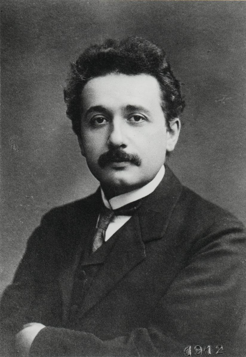 Einstein's general theory of relativity was first announced #OnThisDay in 1915 https://t.co/kjO1CwdFwz #GR100 https://t.co/bw0IP834U3