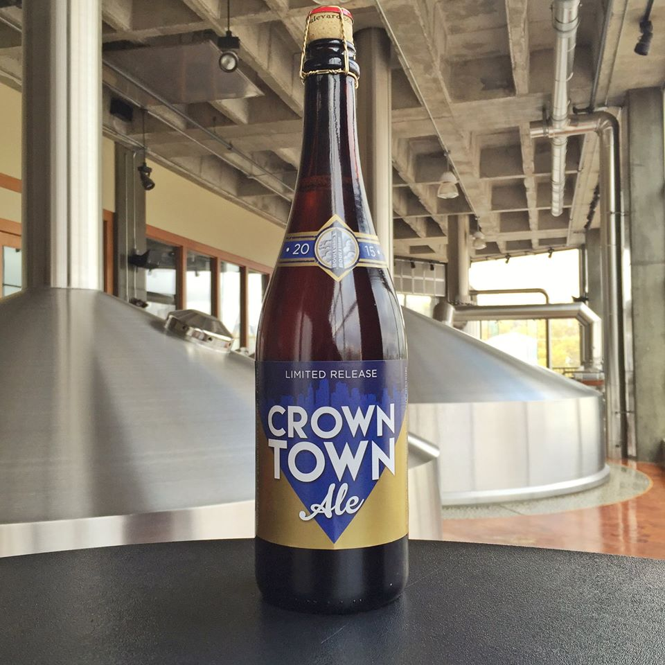 .@Boulevard_Beer's Crown Town Ale release will keep the #Royals party going: https://t.co/hmA6ezVxEw https://t.co/Z53Ga3b8Gy