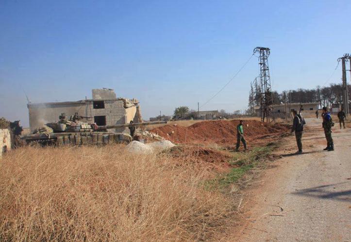 الوحش الفولاذي لدى قوات الجيش السوري .......الدبابه T-72  - صفحة 2 CUod6HhU8AAkC-o