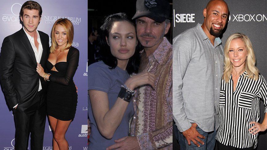 Celebrities having sex in public