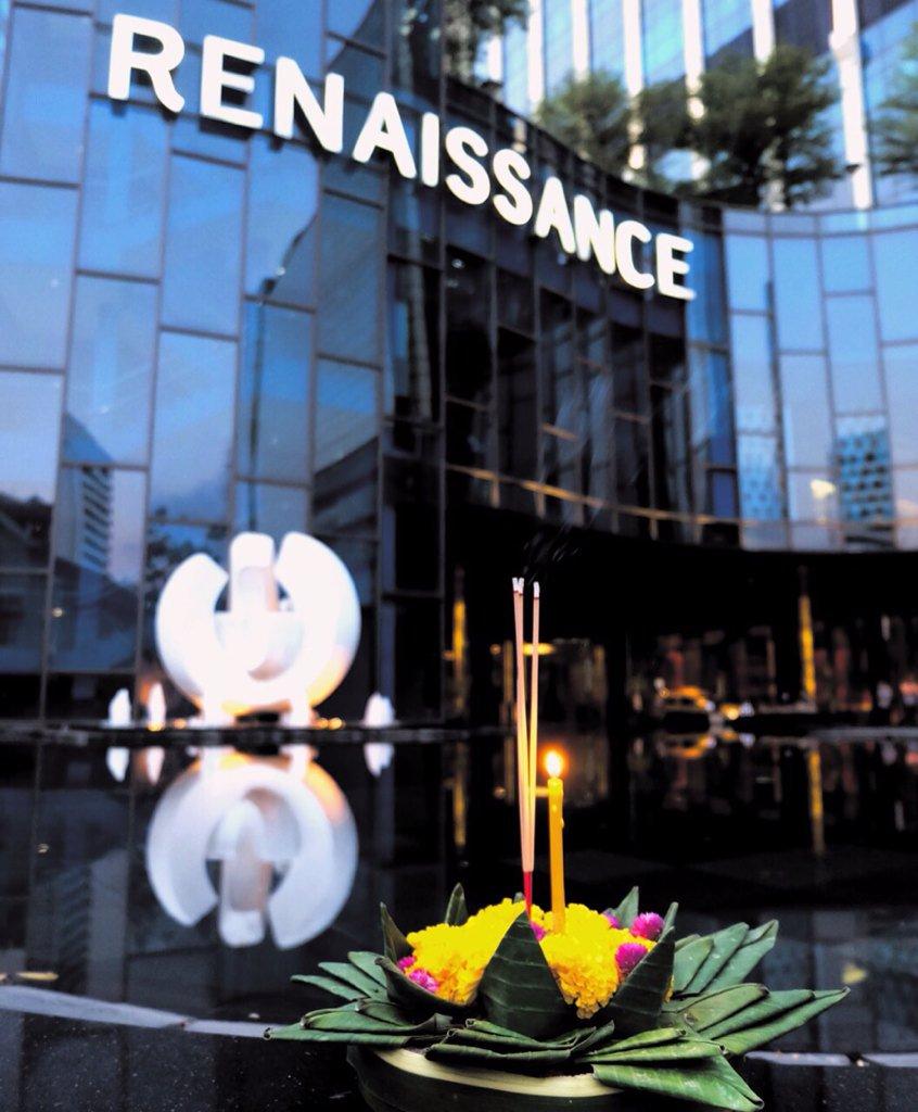 Renaissance Bangkok social image