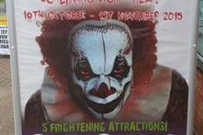 Scary clown Halloween ad banned for being irresponsible and causing offence https://t.co/aCWnQUo0yr https://t.co/3SQJ5fsSHT