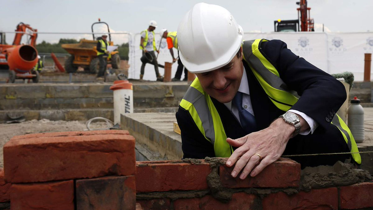 George Osborne vows to use #SpendingReview to launch housebuilding drive https://t.co/OH3Ehb7mJE https://t.co/zcZMeIayP2