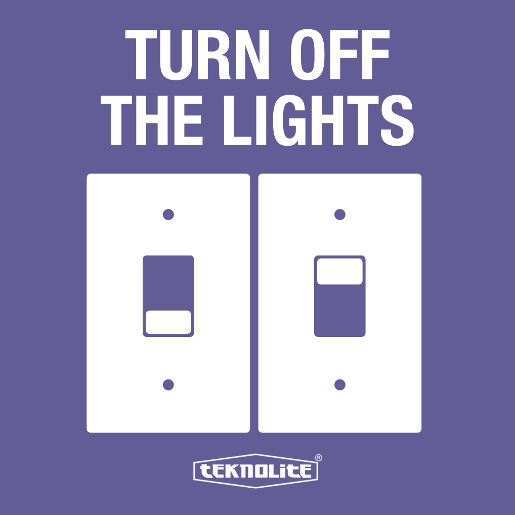 "Teknolite on Twitter: ""#Teknolite #EnergySaving #Reminder ..."