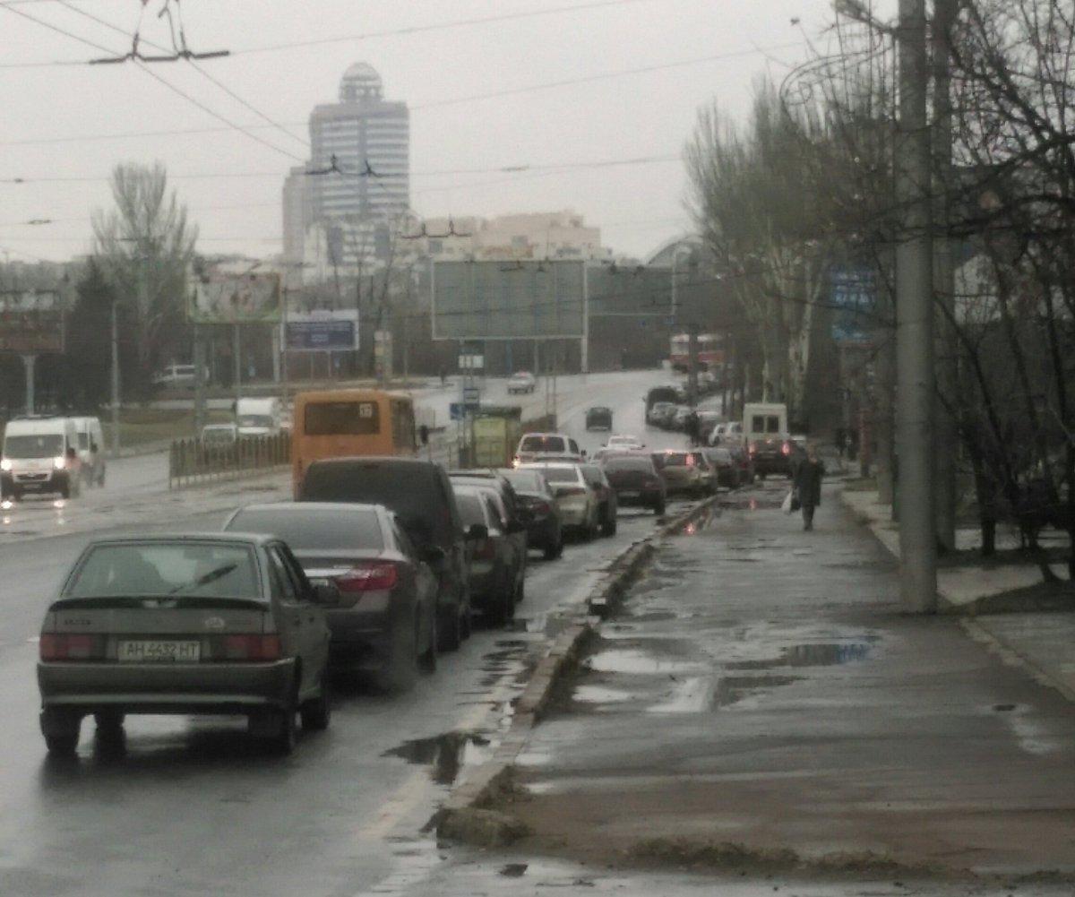 За сегодня боевики 23 раза обстреляли украинские позиции на Донецком направлении, - пресс-центр АТО - Цензор.НЕТ 7737