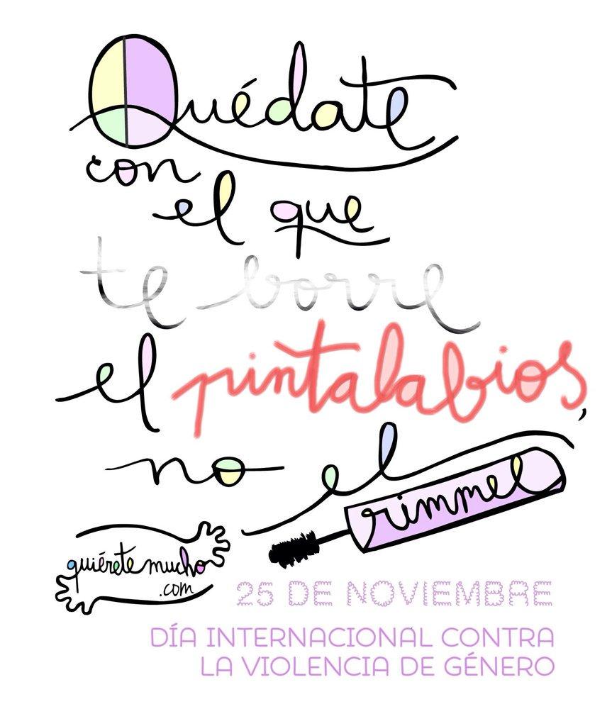 Thumbnail for Con la etiqueta #ContralaViolenciadeGenero tuiteros celebran este día