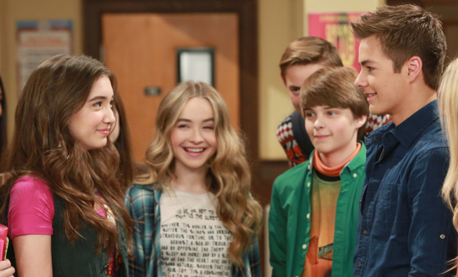 #GirlMeetsWorld Renewed for Season 3 https://t.co/x02u5JNqJl https://t.co/Xtf7SQ54fF