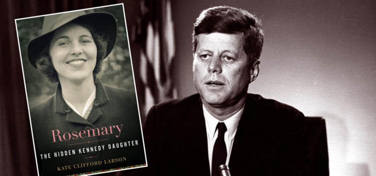 Rosemary Kennedy, sorella minore del Presidente USA John Fitzgerald Kennedy