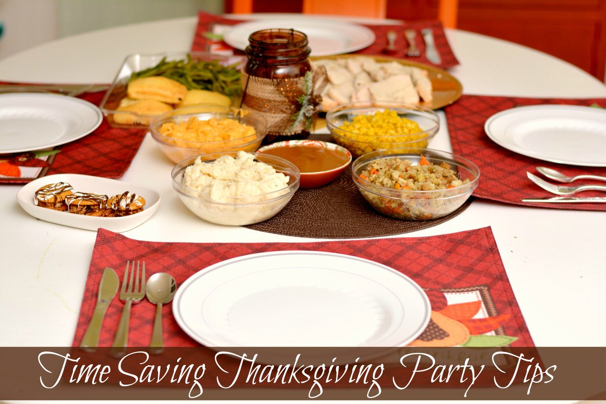 Time Saving Thanksgiving party tips! #NabiscoPartyPlanner #BringHomeTheHolidays #ad https://t.co/2gPtM1eD2P https://t.co/9NTcv1uVmx