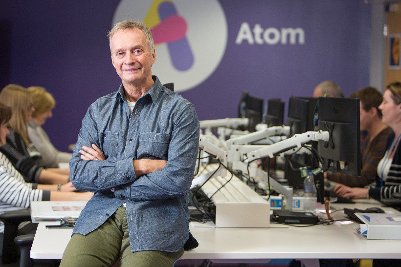 Atom founder: we will be the world's first telepathic brand https://t.co/b6G1aoikas https://t.co/Spbix4V24W