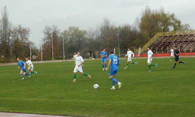 Mladost vs. Bregalnica; photo: ohridnews.com
