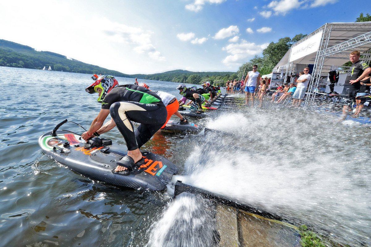 Jetboarding Cup News