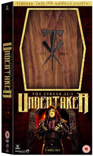 @WWEHomeVideoUK Here's our review of The Undertaker: The Streak – 21-1 (RIP Edition) https://t.co/sl0uXwyDnT https://t.co/ToTgtsRUia