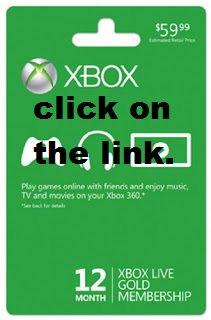 Xbox live gold коды генератор