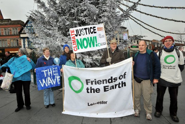 RT @Leicester_Merc: Friends of the Earth to stage climate change march through Leicester https://t.co/DCTKSrXXT4 https://t.co/x76s7ngE6I