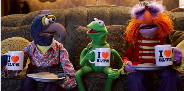 The Muppets have teamed up with Warburtons on a fun new #ad - watch it here: https://t.co/mc1h9BhfFI https://t.co/7WEH0M5UzJ